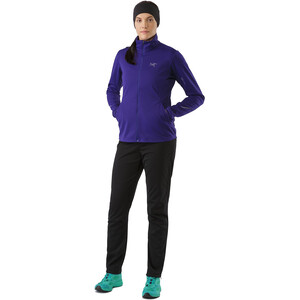 Arc'teryx Trino Tights Damen black/black black/black