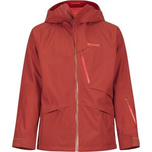 Marmot Lightray Jacket Herr dark rust dark rust