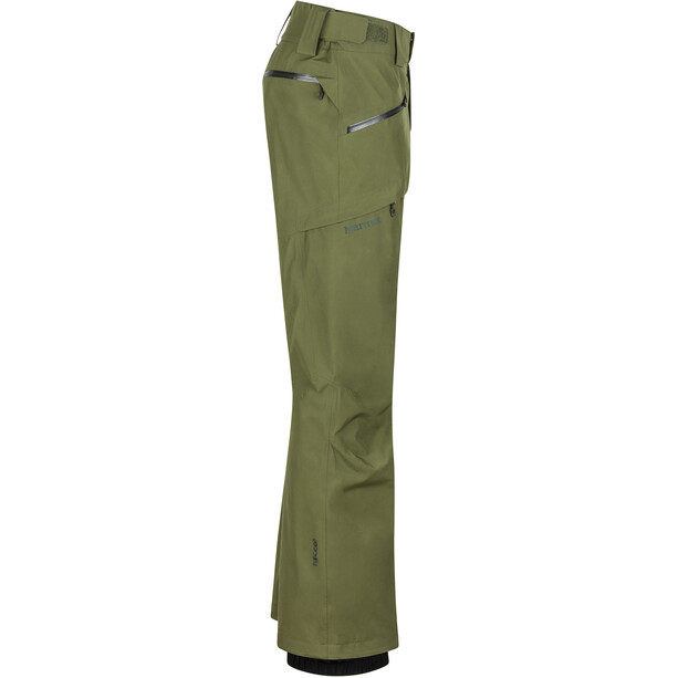 Marmot Lightray Pants Herr bomber green