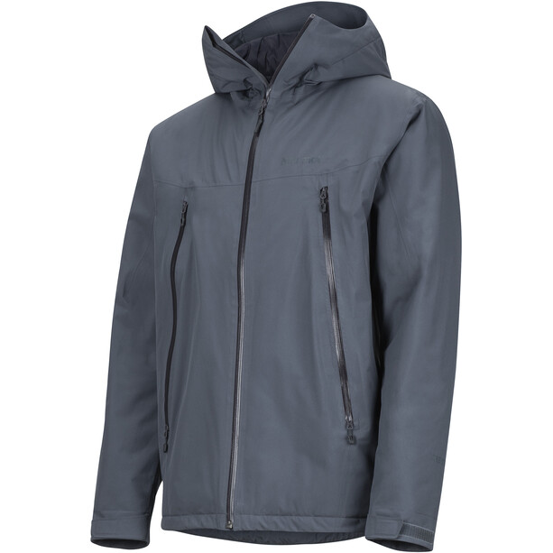 Marmot Solaris Jacket Herr steel onyx