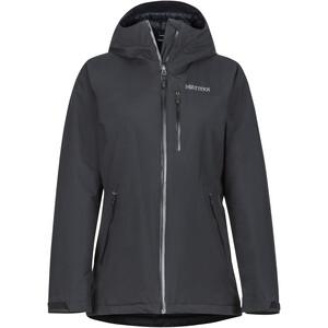 Marmot Solaris Jacket Dam black black