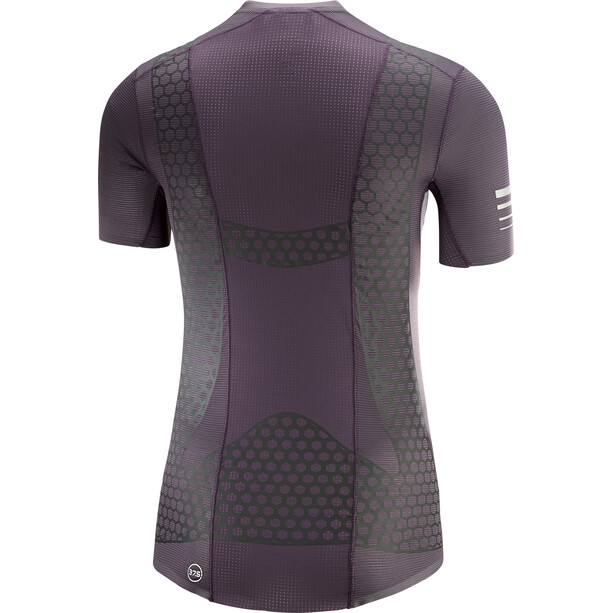 Salomon S/Lab Exo Kurzarm T-Shirt Damen maverick