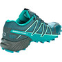 Salomon Speedcross 4 GTX Schuhe Damen balsam green/tropical green/beach glass