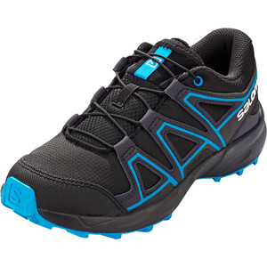 Salomon Speedcross Schuhe Kinder black/graphite/hawaiian surf black/graphite/hawaiian surf