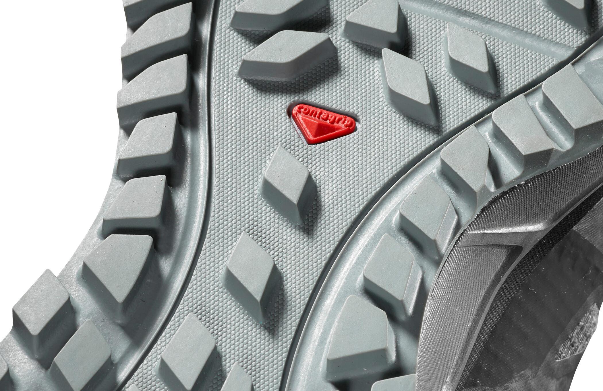 Salomon Trailster GTX Schuhe Herren magnetblackquarry