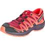 Salomon XA Pro 3D Schuhe Kinder cerise./dubarry/peach amber