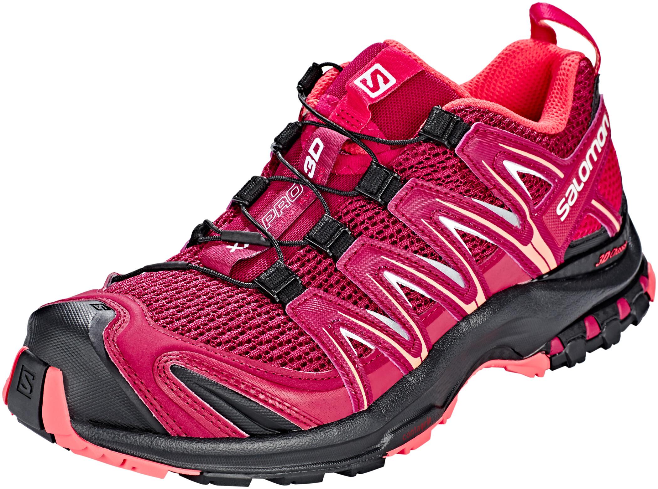 Women Pro Beet Salomon 3d Shoes Xa 1cl3TFKJ