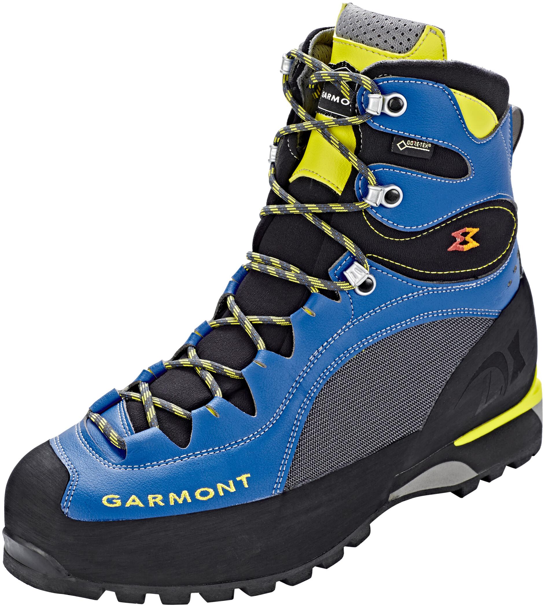 promo code 01b89 2f320 Garmont Tower LX GTX Shoes Men Aqua Blue Yellow.jpg