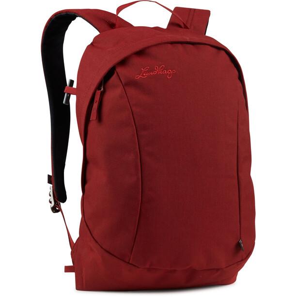 Lundhags Gnaur 10 Rucksack dark red