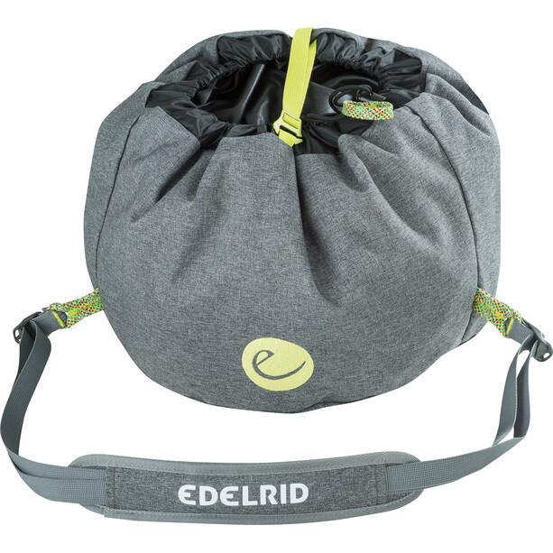 Edelrid Caddy II Seilsack grau