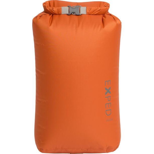 Exped Fold Drybag 8l orange