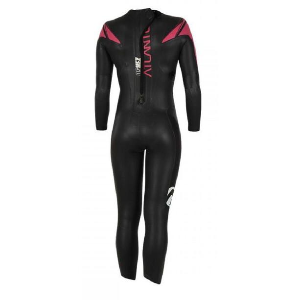 Z3R0D Atlante Wetsuit Damen black/fuchsia