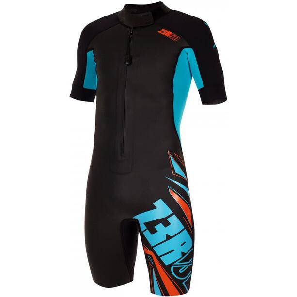 Z3R0D Swimrun Start Wetsuit black/atoll