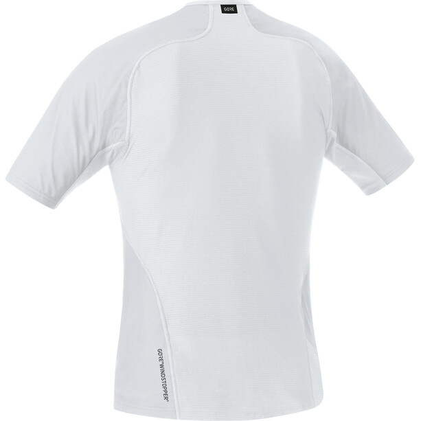 GORE WEAR M Gore Windstopper Baselayer Shirt Men light grey/white