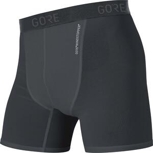 GORE WEAR Gore Windstopper Baselayer Boxer Shorts Herren black black