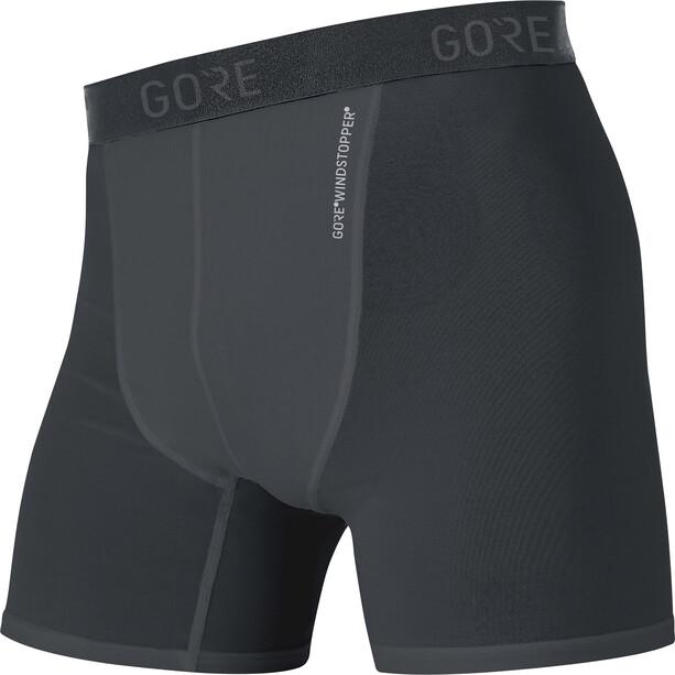 GORE WEAR Gore Windstopper Baselayer Boxer Shorts Men svart