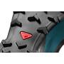 Salomon Snowcross 2 CSWP Shoes black/reflective silver/mallard blue
