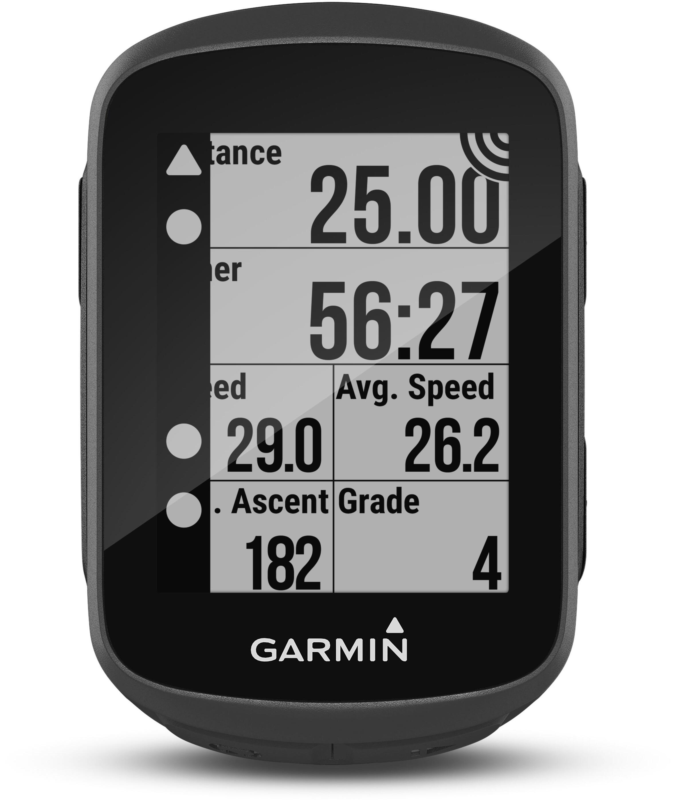 garmin edge 130 navigation device mountain bike bundle. Black Bedroom Furniture Sets. Home Design Ideas