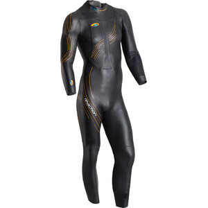 blueseventy Reaction Wetsuit Herren black black
