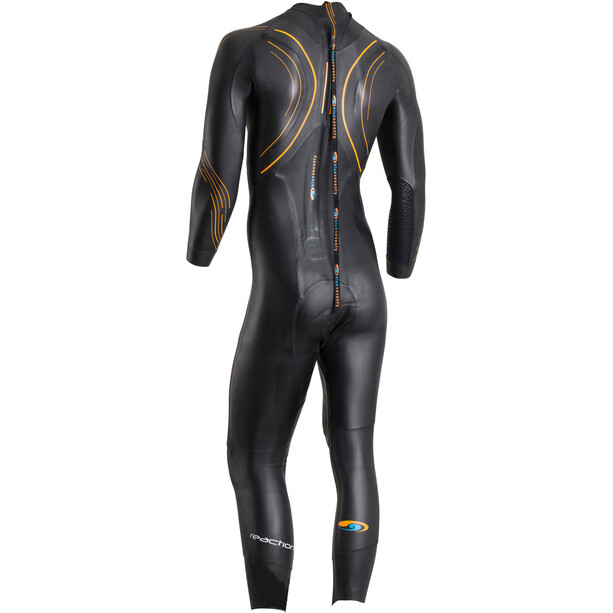 blueseventy Reaction Wetsuit Herren black