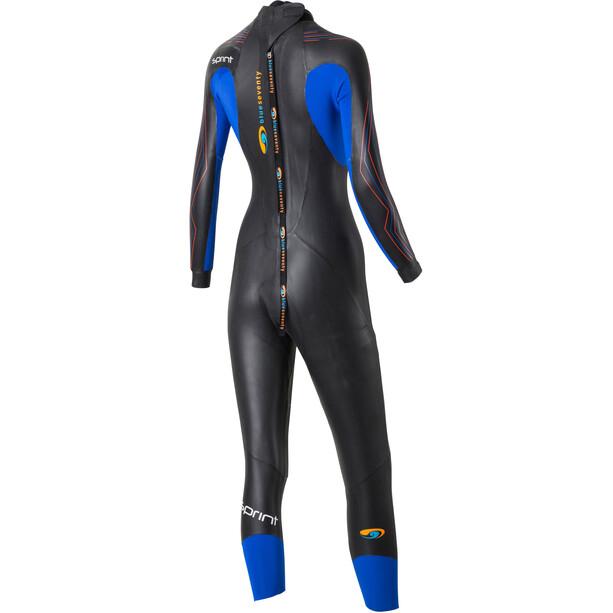 blueseventy Sprint Wetsuit Damen black