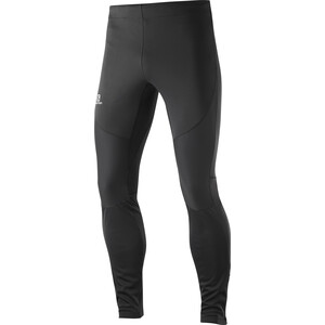 Salomon Trail Runner Tights Herr black black