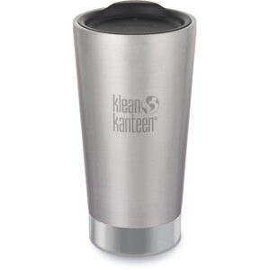 Klean Kanteen Tumbler Vacuum Insulated 473ml brushed stainless brushed stainless