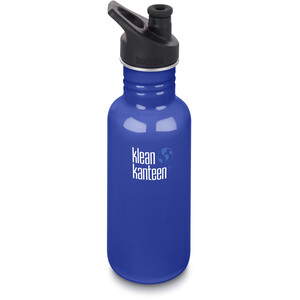 Klean Kanteen Classic Bottle Sport Cap 3.0 532ml coastal waters coastal waters