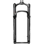 """RockShox Bluto RL Solo Air 26"""" Suspension Fork 100mm Disc tapered 15mm Maxle Lite OneLoc"""