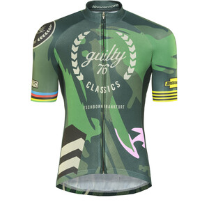 guilty 76 racing Classic Edition Maillot de cyclisme Homme