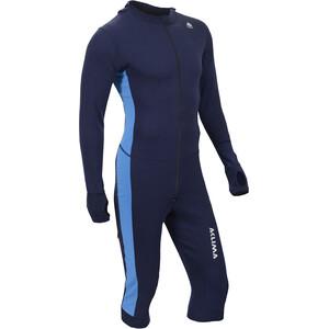 Aclima WarmWool 3/4 Overall Herr peacoat/brilliant blue peacoat/brilliant blue
