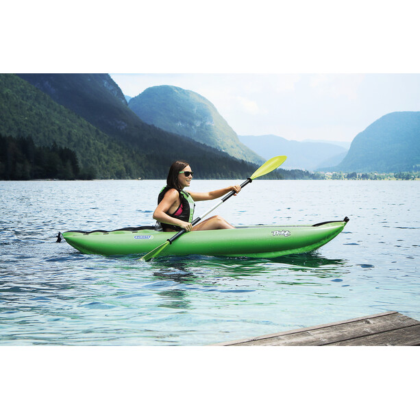 GUMOTEX TWIST 1 Kayak lime/grey