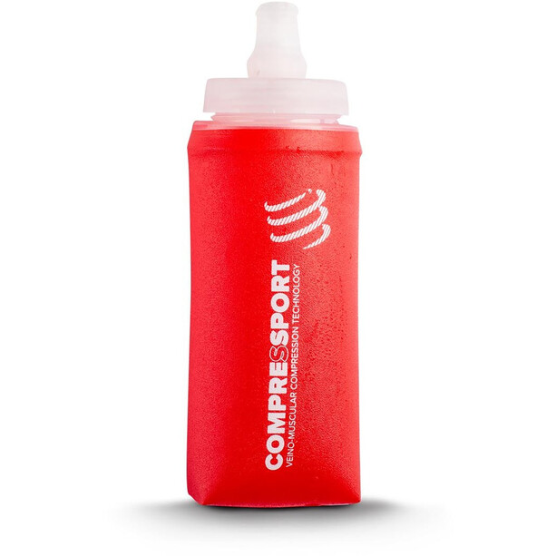 Compressport Ergo Flexible Flasche 300ml red