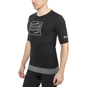 Compressport Training T-shirt, black black