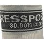 Compressport Racing V2 Trail High-Cut Socken grey/black