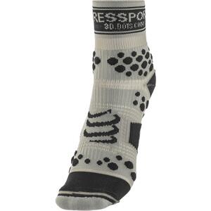Compressport Racing V2 Trail High-Cut Socken grey/black grey/black