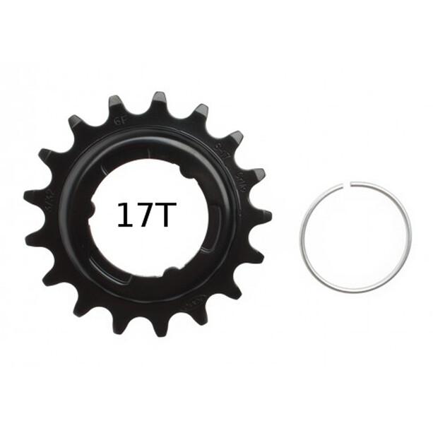 KMC Shimano Ritzel 3/32 black