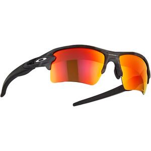 Oakley Flak 2.0 XL Sonnenbrille schwarz/orange schwarz/orange