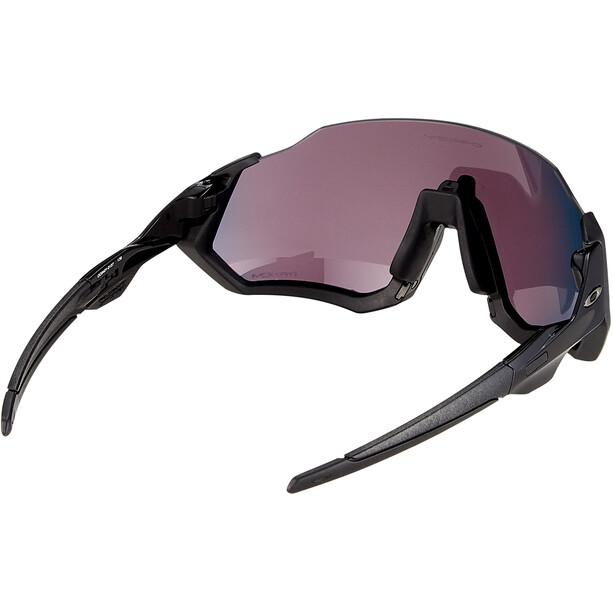 Oakley Flight Jacket Sunglasses svart