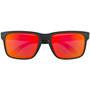 Oakley Holbrook Lunettes de soleil, matte black/prizm ruby