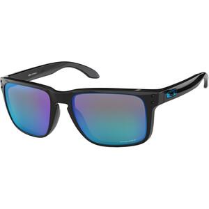 Oakley Holbrook XL Solbriller, sort/blå sort/blå