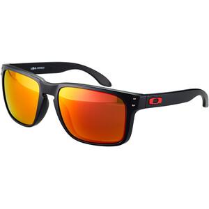 Oakley Holbrook XL Lunettes de soleil, matte black/prizm ruby matte black/prizm ruby