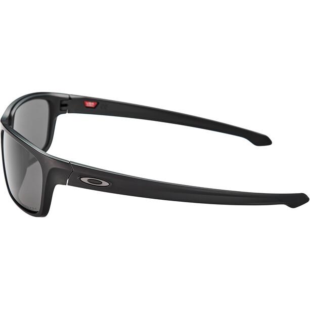 Oakley Sliver Stealth Sonnenbrille matte black/prizm grey