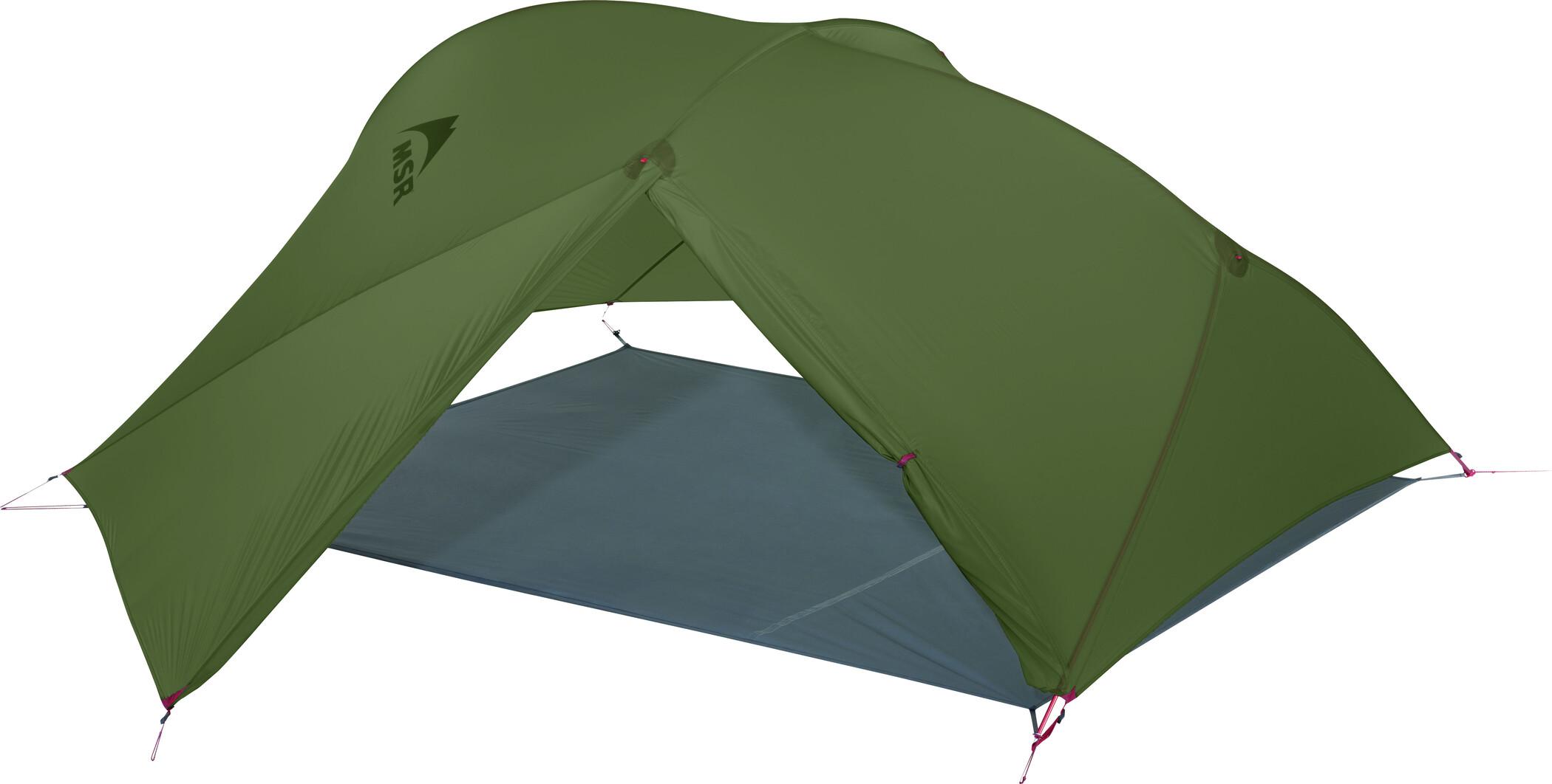 MSR FreeLite 1 Green V2 Tent | bikester.se
