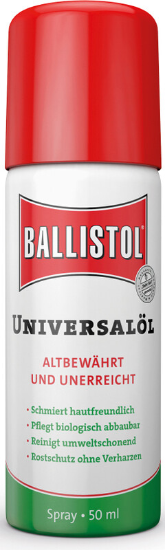 Ballistol Öl Spray 50ml Zeltpflege & -reparatur 750251
