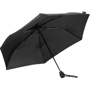 EuroSchirm Light Trek Ultra Schirm schwarz schwarz
