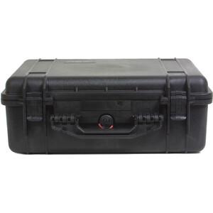 Peli 1520 Box with Foam Insert, noir noir