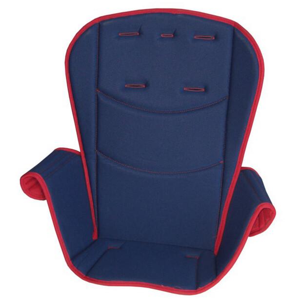 Britax Römer Jockey Comfort Sitzbezug rot/blau