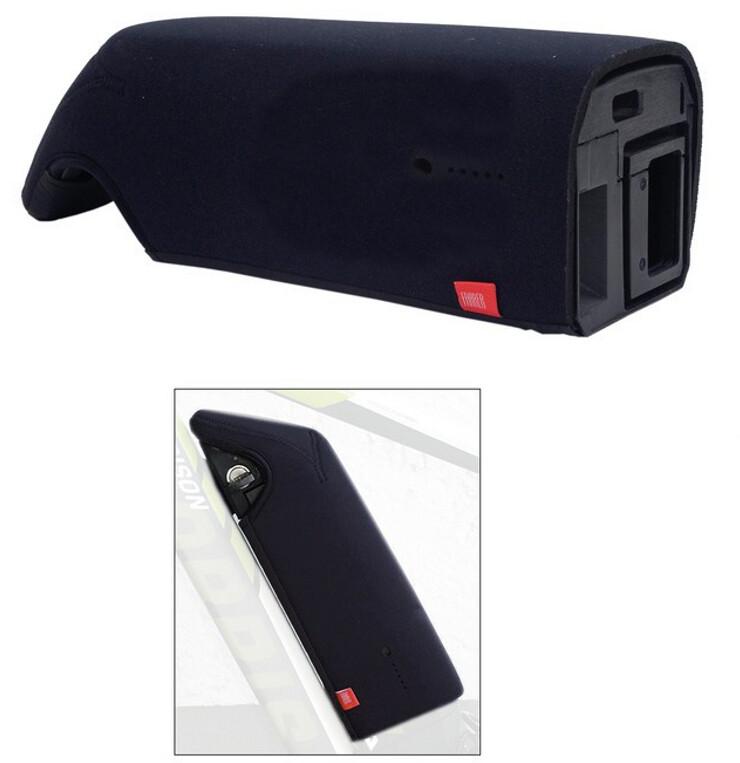 fahrer berlin e bike part protection for shimano steps e6000 frame battery black at. Black Bedroom Furniture Sets. Home Design Ideas