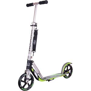 HUDORA Big Wheel byscooter Barn sølv/Grønn sølv/Grønn